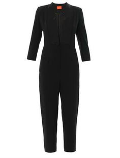 Vivienne Westwood Tuxedo jumpsuit | #Chic Only #Glamour Always