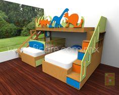 Modelo 663  #GarantiaDePorVida. #Muebles #Furniture #RecamarasInfantiles #Niños #Diseño #DiseñoMx #Calidad #CDMX #Escritorios #Literas #Design #Mexico #ColoniaCondesa