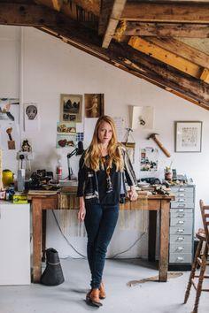 Justine Ashbee — Freunde von Freunden More #workspaces