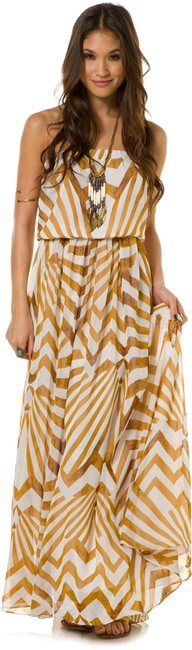Imelda Maxi Dress   BB Dakota   $102