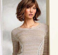 Brown-Bob-Hair » New Medium Hairstyles