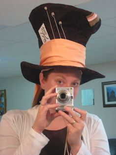 Craft with Confidence  The Mad Hatter Hat Tutorial Disney Halloween  Costumes ee380263803d