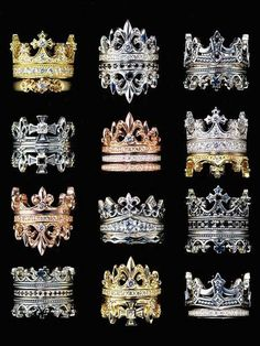 Justin Davis #justin #davis #ring #crown
