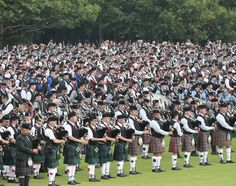 European Pipe Band Championship Forres 29 June 2103