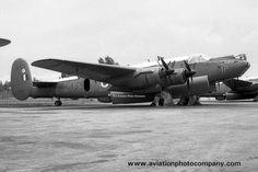 RAF 205 Squadron Avro Shackleton MR.2 WR953 (1966)