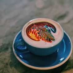 The magical new take on coffee art, rainbow coffee, was pioneered by Mason Salisbury (aka @ibrewcoffee on Instagram), a barista at Las Vegas coffee shop Sambalatte.  And now the UK is set to taste the caffeine rainbow – thanks to Costa. We set out to find out how to make it.