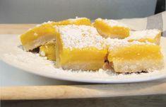 Super Lemony Lemon Bars! | Cookin' Up Good Times