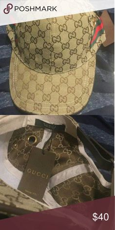 4c01ec50a6f Gucci Hat Unisex Gucci Hat Unisex Gucci Accessories Hats