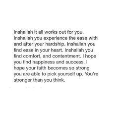 In ha Allah  It will be bettrr sooon