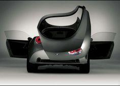 2001 BMW X Coupe Concept