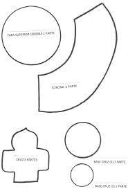 Resultado de imagen para moldes de sombreros de goma espuma d23b1dec2cd