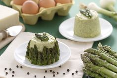 Le 10 migliori ricette con gli asparagi