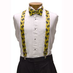 For the groom and groomsmen at your #UMich themed wedding