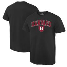 1bc27e8f Harvard Crimson Campus T-Shirt - Black Arch, Products, Orange Games, Yellow