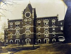 Remodel of old building uncovers past - Converse College Spartanburg, SC