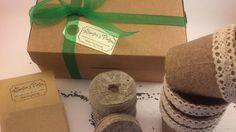 Kit con semillas para regalar, #merchandising