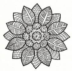 sun petal collab  black and white version by crazyruthie.deviantart.com on @deviantART: