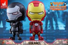 ToyzMag.com » Star Wars, Iron Man : les figurines exclu Hot Toys Shanghaï