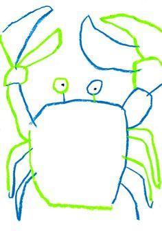 クレヨン Sketchbook Inspiration, Typography Inspiration, Illustration Techniques, Illustration Art, Drawing For Kids, Art For Kids, Irish Painters, Handpoke Tattoo, Kids Graphics