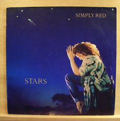 SIMPLY RED  - Stars - Vinyl LP - Something got me started - For your Babies RARE