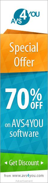 Special Offer. Get 70% off for all #AVS4YOU programs!