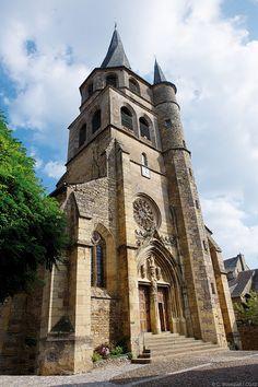 Via Podiensis: St Côme d'Olt Carolingian, Beaux Villages, Pyrenees, Romanesque, Pilgrim, Notre Dame, Places Ive Been, Spain, Europe