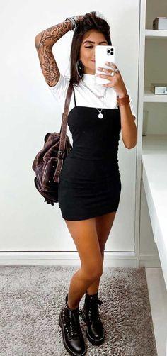 80s Fashion, Daily Fashion, Girl Fashion, Fashion Looks, Fashion Outfits, Womens Fashion, Stylish Outfits, Cool Outfits, Everyday Outfits