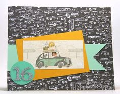 Card by Ingenious Inkling from Sweet Sunday sketch 247