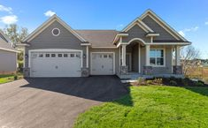How would you like to come home to this lovely one-level Lindbergh? Lindbergh, Love Your Home, New Homes For Sale, Minneapolis, Building A House, Shed, Outdoor Structures, Build House, Barns