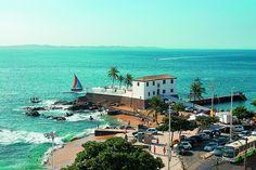 Forte de Sta Maria - Salvador, Bahia