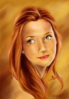 Ginny-Bonnie by Chashirskiy.deviantart.com on @deviantART