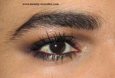 Beauty Traveller: Vibrant Smokes : YSL Pure Chromatics Eyeshadow Palette no.06