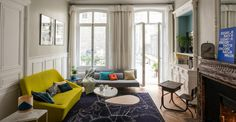 According to the great French interior design team Veronique Cotrel, listening to their client is key to a successful outcome. This may also be the reason why their many clients...