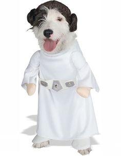 Ubranko dla psa KSIĘŻNICZKA LEIA