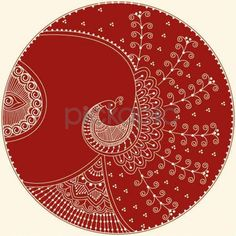 Traditional Indian Motif Designs and Patterns to add the ethnic feel to your designs. Mehendi, Heena, Bandhani, Rangoli and much more...Download from Shutterstock Now!