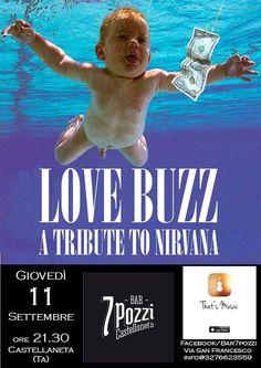 NIRVANA TRIBUTE BAND (LOVE BUZZ)