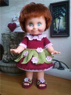 Комплект для фейсинок Galoob Baby Face / Одежда для кукол / Шопик. Продать купить куклу / Бэйбики. Куклы фото. Одежда для кукол