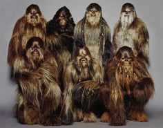 W-side is the best!  (W stands for wookie )