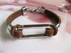 Leather Jewelry for Women | Leather Bracelet Women Leather Jewelry Bangle Cuff Bracelet, Men ...