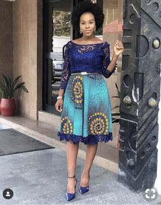 The best collection of 2018 most stylish ankara designs you've been looking for. We have them complete stylish ankara designs 2018 here African Fashion Ankara, Latest African Fashion Dresses, African Dresses For Women, African Print Dresses, African Print Fashion, African Attire, Trendy Ankara Styles, Ankara Gown Styles, Ankara Gowns