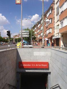 Cercanías Alcobendas-San Sebastián de los Reyes en Alcobendas, Madrid