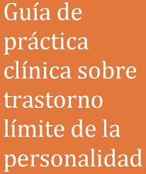 TRASTORNO LÍMITE DE PERSONALIDAD | PSICOLOGÍA Y SALUD