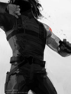soldier by littleulvar.deviantart.com on @DeviantArt