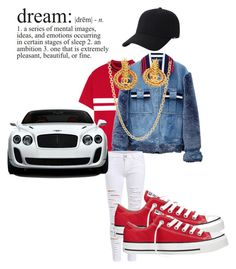 """""""Tell Me 💙"""" by xololo-vuitton ❤ liked on Polyvore featuring Tim Coppens, Jamie Wei Huang, Converse, Keds, Mark Davis and Chanel"""