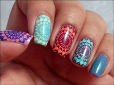 Review and Swatches of Moyou London Stamping Polishes. Thinking of getting the Moyou kit. I want!