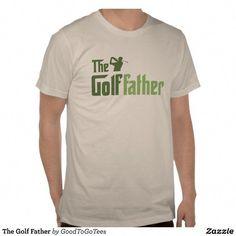 7ab55e6c Funny Golf Shirt - Godfather parody. The GolfFather. STORE LINK: #golfhumour