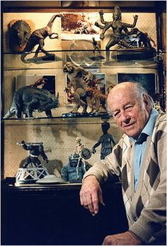 Ray Harryhausen: Wizard of Stop-Motion Special Effects Before the age of CGI and even before John Carpenter and Steven Spielberg, there was Ray Harryhausen, For 50 years, Harryhausen was the defining visual effects artist in Hollywood, from his work on Mighty Joe Young, to the revolutionary skeleton fight scene in Jason and the Argonauts, Harryahusen changed the game for visual filmmaking.