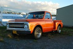 1969 Chevy C10 LSx Powered Copperhead Stepside Shortbed Truck