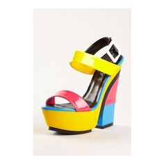 Shoes via Polyvore