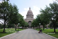The Capitol in Austin, Texas, USA May 2012